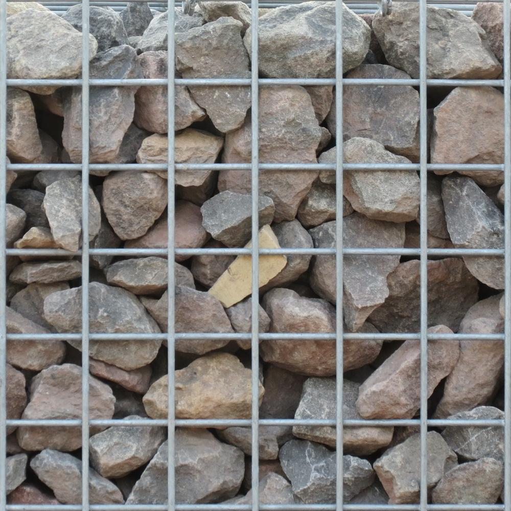 Basalt Braun Bruchstein