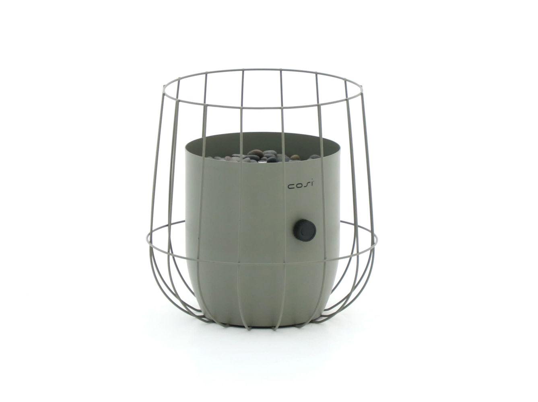 Cosiscoop Basket Kamin Oliv