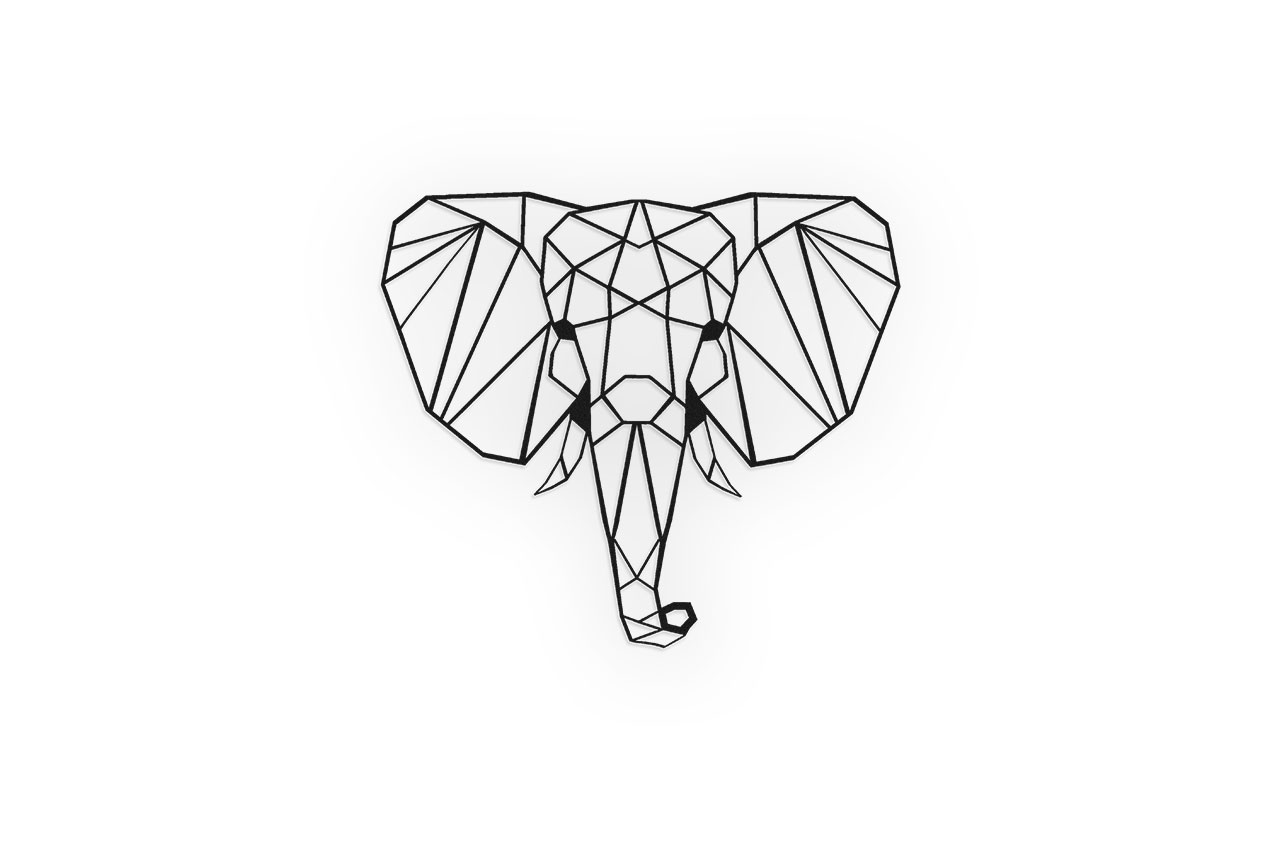Elefantendekoration