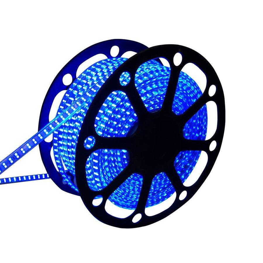 led lichtslang rgb blauw