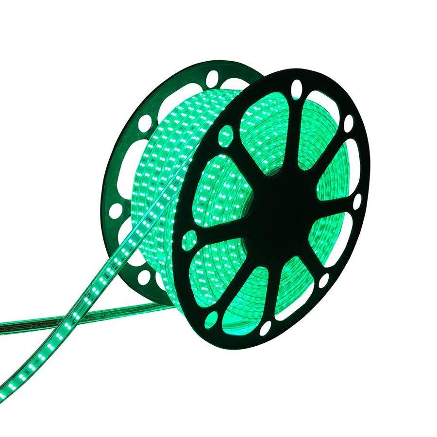 led lichtslang rgb groen