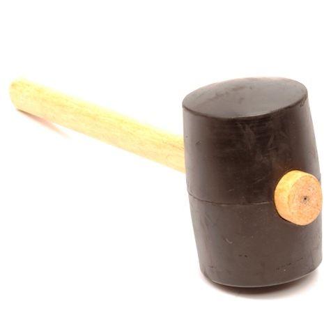 Gummihammer 1250 Gramm rund