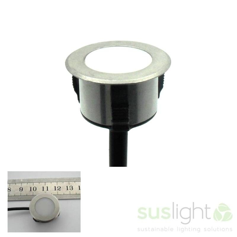 LED Bodenspot Sus Mini Sun 24V 0.5Watt